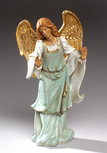 "Fontanini Angel 18"" scale Masterpiece Collection"