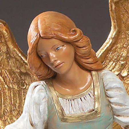 Close up of Fontanini Angel