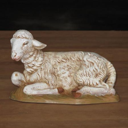 Fontanini Seated Sheep 18 inch scale