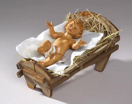 Fontanini Infant Jesus 18 inch scale