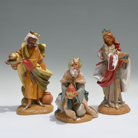 Three Kings 12 inch scale