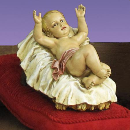 Large scale baby jesus from Joseph's Studio