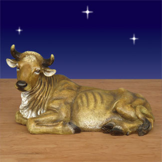 Nativity Ox