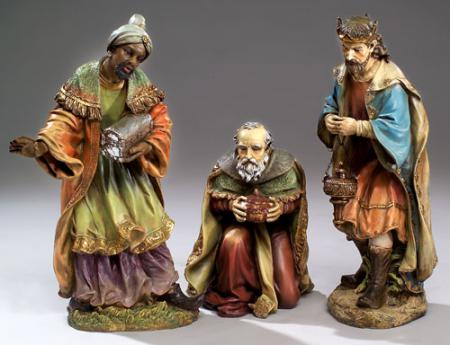 Artisan Three Kings by Joseph's Studio