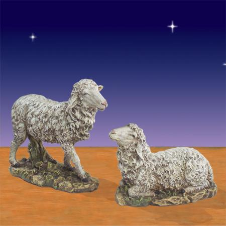 Artisan Sheep from Joseph's Studio