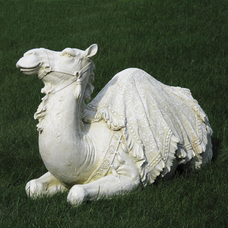 "Ivory Camel 32"" by Joseph's Studio EXCLUSIVE"