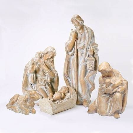 Nativity 35 inch scale