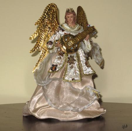 Ether Angel 10 inch scale