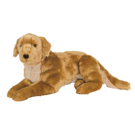 Plush Golden Retriever