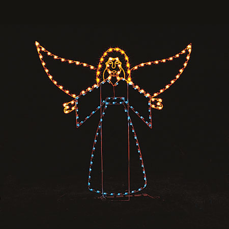 Angel Light Display