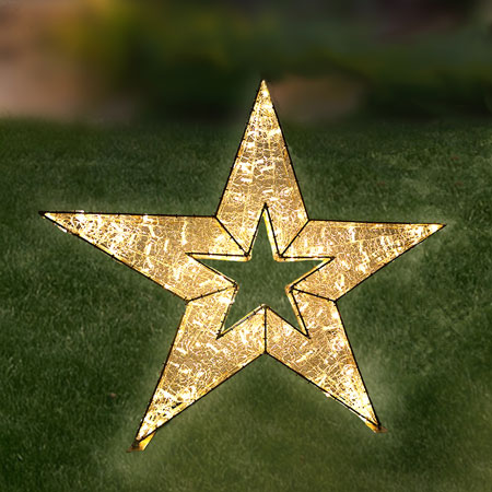 3D Star LED Lights