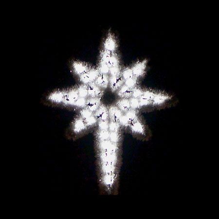 Garland Star of Bethlehem