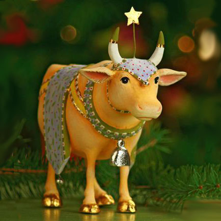 Nativity Cow