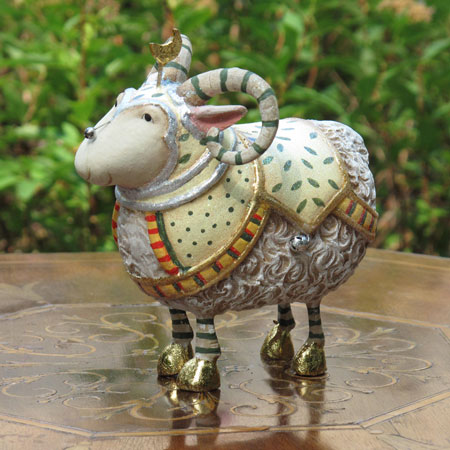 Patience Brewster Nativity Ram