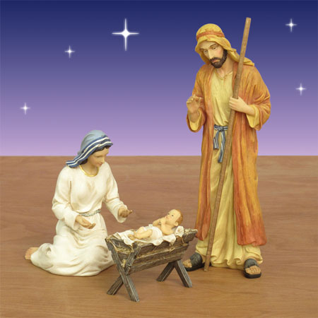 Three Kings Holy Family