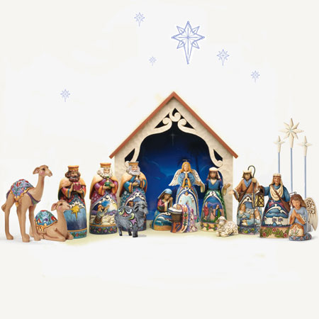 Jim Shore Mini Nativity