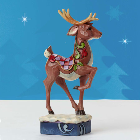 Jim Shore Reindeer