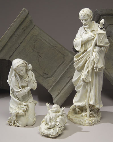 Garden Holy Family by Joseph's Studio