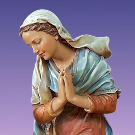 Mary in Artisan Holy Family set