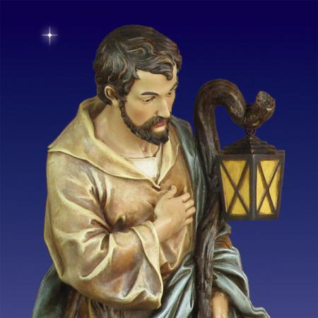 Christmas Joseph from Artisan Holy Family set