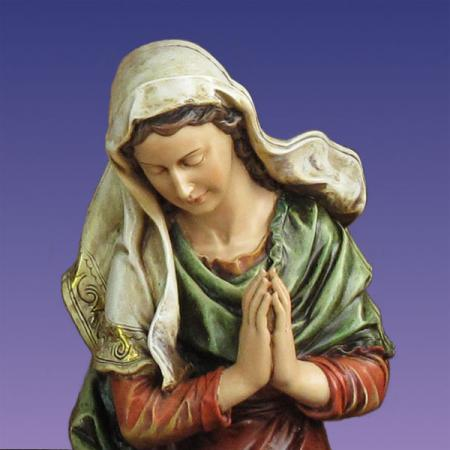 Christmas Mary figurine