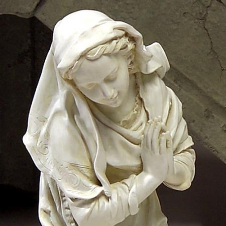 Close up of garden mary by Joseph's Studio