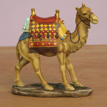 Three Kings Standing Camel