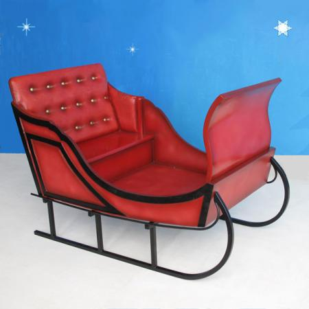 Outdoor Christmas Sleigh For Sale.Outdoor Jumbo Santa Clause Sleigh And Reindeer