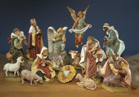 Fontanini Nativity 27 inch scale
