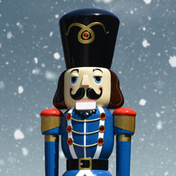 Giant Outdoor Nutcracker Soldier
