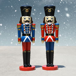 6 ft Nutcracker Soldier