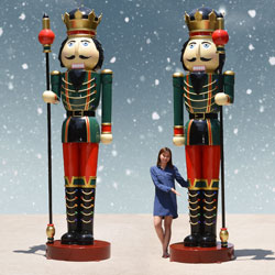12 foot Nutcrackers