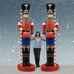 10 Foot Toy Soldiers