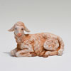 "View: Fontanini Seated Sheep 12"" scale Masterpiece Nativity"