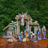 "View: Joseph's Studio Nativity 10 pc. 6"" scale"