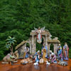 "View: Joseph's Studio Nativity 16 pc. 6"" scale"