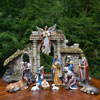 View: Joseph's Studio Nativity 13 pc. 6 inch scale
