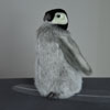 "View: Plush Penguin Chick 9""H"
