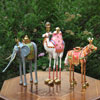 "View: Patience Brewster Nativity Set Magi Animals  - 3 Pc 10"" scale"