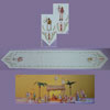 "View: Patience Brewster Nativity Table Runner - 75""L"