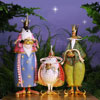 "View: Patience Brewster World Edition Magi - 3 Pc 10"" scale (10""H)"