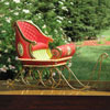 "View: Dash Away Sleigh 18""L Patience Brewster Collection"