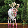 "View: Dancer Reindeer 12.5""H Patience Brewster Collection"