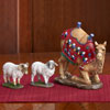 Three Kings Animal set