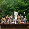 "View: The Real Life Small Nativity Set 14 pc. 10"" scale"