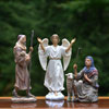 "View: The Real Life Small Shepherds and Angel 10"" scale"