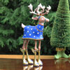 "View: Comet Reindeer 11""H Patience Brewster Collection"