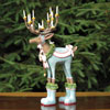 "View: Dasher Reindeer 12""H Patience Brewster Collection"