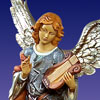 "Fontanini Angel 50"" scale Masterpiece Nativity"