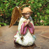 "View: Nativity Set Kneeling Angel 5""H Patience Brewster Collection"